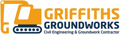 Griffiths Groundworks Retina Logo